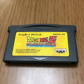 ゲームボーイアドバンス(ゲームボーイアドバンス)の ドラゴンボールZ THE LEGACY OF GOKU II (携帯用ゲームソフト)