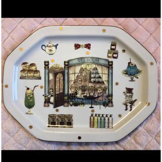 フランシュリッペ(franche lippee)の⚠️最終価格【新品】フランシュリッペ デパートメントストア 大皿(食器)