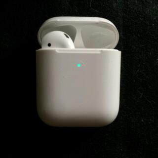 アップル(Apple)のApple AirPods 第2世代 充電器 & イヤホン L 左耳のみ(その他)