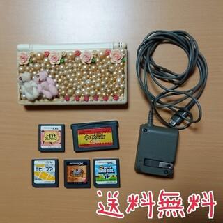 任天堂 - 【美品】Nintendo DS Lite 本体+充電器+ゲームソフト5本