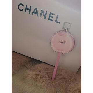 シャネル(CHANEL)のCHANELシャネル 香水チャンスCHANCE サンプルスティックペーパー(サンプル/トライアルキット)