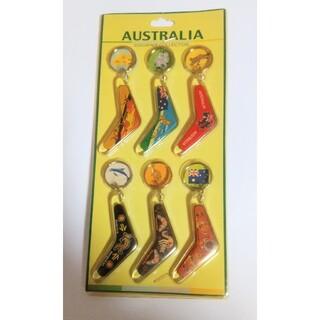 オーストラリア キーホルダー 6個セット(キーホルダー)
