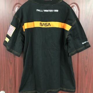 ヒューレットパッカード(HP)のHERON PRESTON ヘロンプレストン NASA Tシャツ(Tシャツ/カットソー(半袖/袖なし))