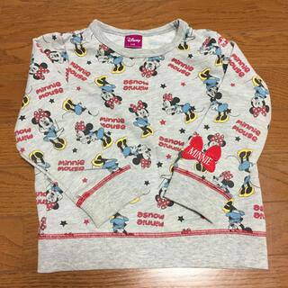 ディズニー(Disney)の110センチ☆トレーナー(Tシャツ/カットソー)