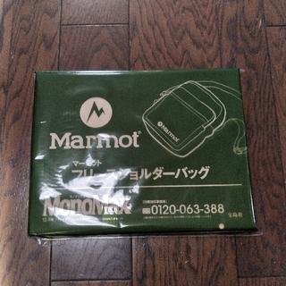 MARMOT - marmot マーモット 付録 雑誌付録 ショルダーバッグ