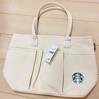 スターバックスコーヒー(Starbucks Coffee)のスターバックス 福袋 2021トートバッグのみ(トートバッグ)