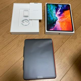 iPad - iPad Pro 12.9 4世代 cellular アップルペンシル 新品
