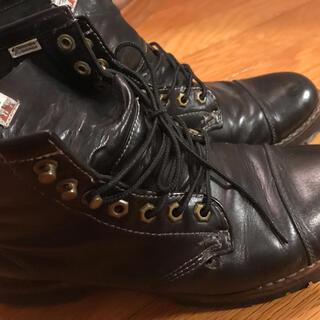 ヴィスヴィム(VISVIM)のvisvim  VIRGIL CAP OKIE-FOLK(ブーツ)