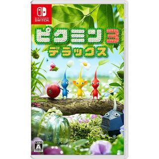 Nintendo Switch - 【新品】Nintendo Switch ピクミン3 デラックス[任天堂]