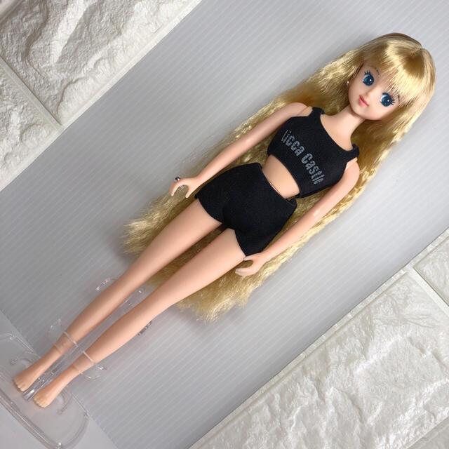 Takara Tomy(タカラトミー)のカメ美様専用:【ジュディ】リカちゃんキャッスル キッズ/ベビー/マタニティのおもちゃ(ぬいぐるみ/人形)の商品写真
