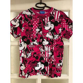 ディズニー(Disney)のディズニー Tシャツ ピンク(Tシャツ/カットソー)