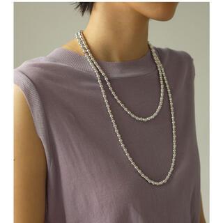 トゥデイフル(TODAYFUL)のLong Beads Necklace(ネックレス)