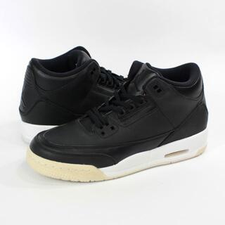 ナイキ(NIKE)のNIKE AIR JORDAN 3 RETRO BG 24.0cm(スニーカー)