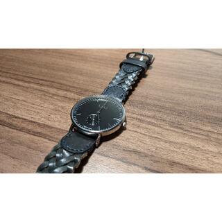 ノット(KNOT)のKnot クラシック スモールセコンド cs-36(腕時計(アナログ))