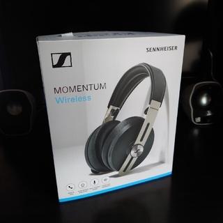 ゼンハイザー(SENNHEISER)のSENNHEISER MOMENTUM Wireless m3aebtxl(ヘッドフォン/イヤフォン)