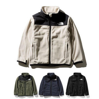 THE NORTH FACE - THE NORTH FACE フリースジャケット オートミール 140 新品