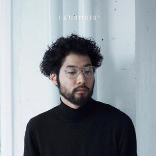 IE003 BLACK / I.ENOMOTO アイエノモト ツーブリッジ(サングラス/メガネ)