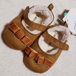 新品 12㎝ ベビー ブーツ シューズ 靴 女の子 室内 conoco(フラットシューズ)