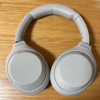 ソニーワイヤレスヘッドホン WH-1000XM4 シルバー