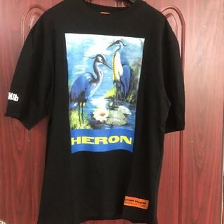 ヒューレットパッカード(HP)のHERON PRESTON 半袖Tシャツ(Tシャツ/カットソー(半袖/袖なし))