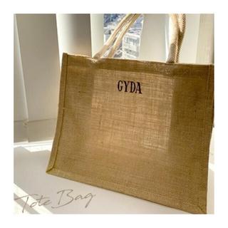 GYDA - 【非売品】 GYDA ジェイダ トートバッグ バック 新品未使用