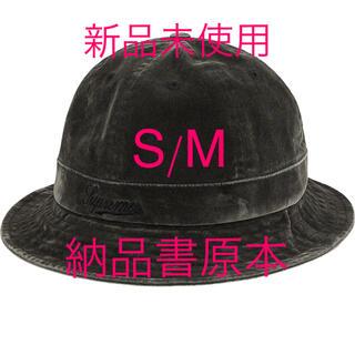 シュプリーム(Supreme)の2019FW    washedvelvet bellhat(ハット)
