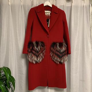 フェンディ(FENDI)の正規品 フェンディ FENDI 圧巻のファーコート(毛皮/ファーコート)