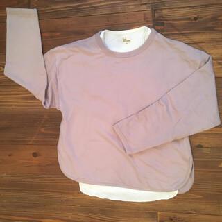 コーエン(coen)の新品未使用 coen  ツイントップス (Tシャツ/カットソー)