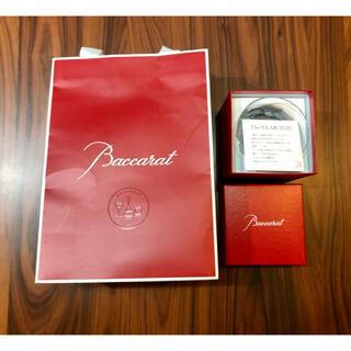 Baccarat - 【新品未使用】BACCARAT バカラ 2020 brava