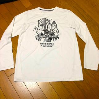 ニューバランス(New Balance)のニューバランス ロングTシャツ(ウェア)