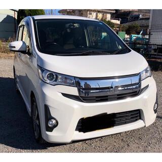 三菱 - 三菱 Ek カスタム 2013 車検なし