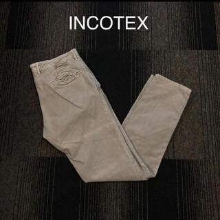 インコテックス(INCOTEX)の【男の中の男!】INCOTEX インコテックス チノパン ワークパンツ(チノパン)