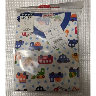 mikihouse - ミキハウス新品120cmパジャマ長袖