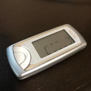 タニタ(TANITA)のタニタ 活動量計 完動品 iphone  AM-160(エクササイズ用品)