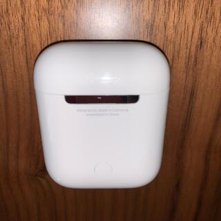 アップル(Apple)のAirPods ケース(ヘッドフォン/イヤフォン)