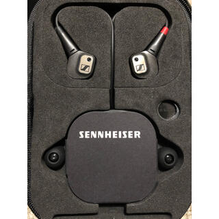 ゼンハイザー(SENNHEISER)のIE 80 S(ヘッドフォン/イヤフォン)
