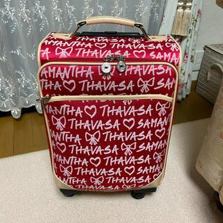 サマンサタバサ(Samantha Thavasa)のサマンサタバサリゾート キャリーケース(スーツケース/キャリーバッグ)