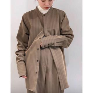 TODAYFUL - Stripe Jacquard Trousers & Shirts