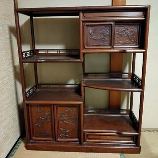 和室 飾り棚