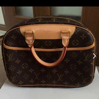 ルイヴィトン(LOUIS VUITTON)のルイヴィトン トゥルーヴィル 本物正規品 未使用(ハンドバッグ)