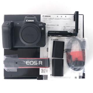 Canon - Canon EOS R ボディ + 互換バッテリ2個 +α