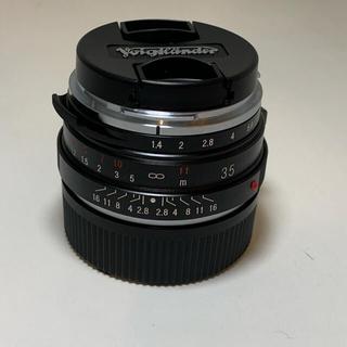 LEICA - Voigtlander NOKTON classic 35mm f1.4