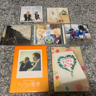 テゴマス(テゴマス)のテゴマス DVD  CD まとめ売り NEWS 手越祐也 増田貴久(アイドルグッズ)