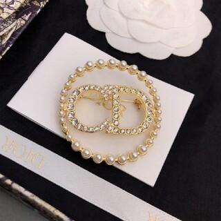 ディオール(Dior)のDIOR  レディースブローチ(ブローチ/コサージュ)