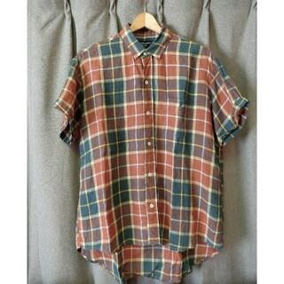 ジムフレックス(GYMPHLEX)のGymphlex ジムフレックス フレンチリネンシャツ(シャツ)
