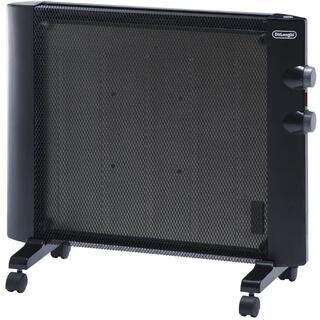 デロンギ(DeLonghi)のデロンギ(DeLonghi)  マイカパネルヒーター ブラック 2~6畳 HMP(電気ヒーター)