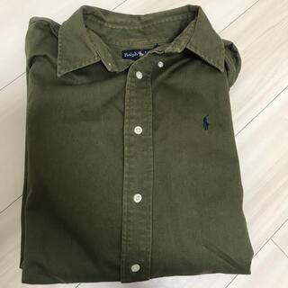 ポロラルフローレン(POLO RALPH LAUREN)のポロラルフローレン  長袖シャツ (シャツ)