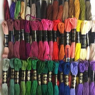 DMC オリンパス混合刺繍糸 50色50本  17