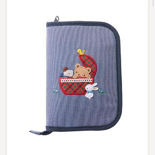 familiar - 新品・タグ付き 母子手帳ケース(160867) ファミリア