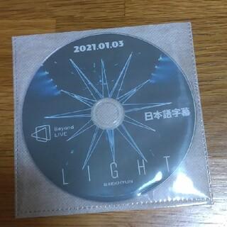 エクソ(EXO)のBAEKHYUN☆Beyond LIVE 『LIVE』DVD(ミュージック)